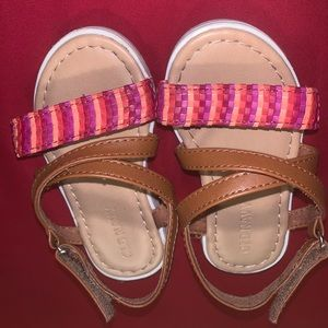Old navy toddler multicolor sandals
